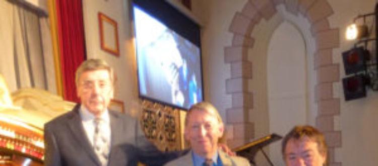 Durham Masonic Grant Boosts TV System