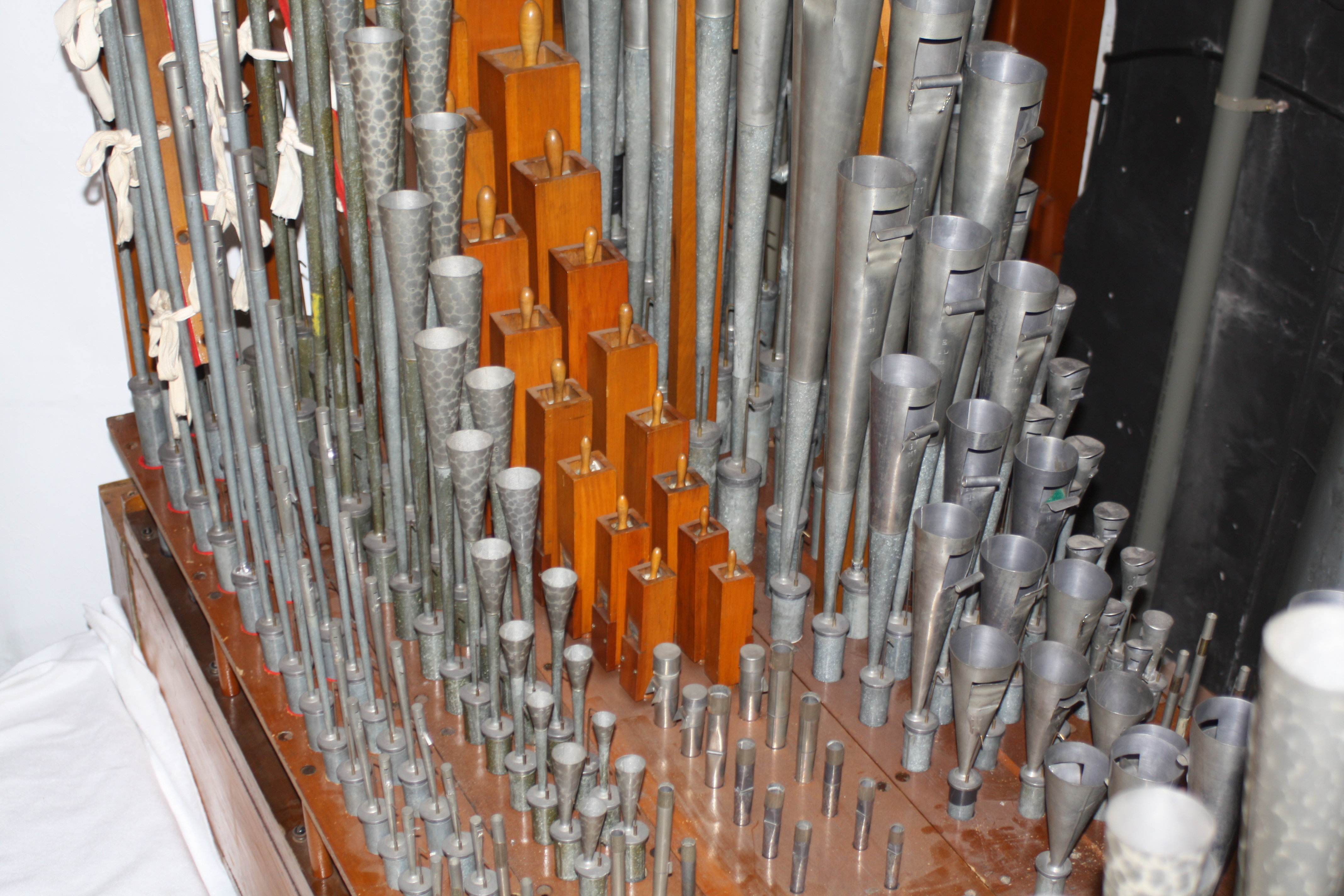Solo Organ Chamber Pipes 2